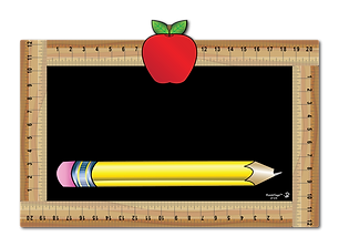 103 Ruler Chalkboard 22_35x15_5 WithPenc