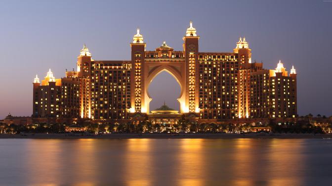 3 Days In Dubai