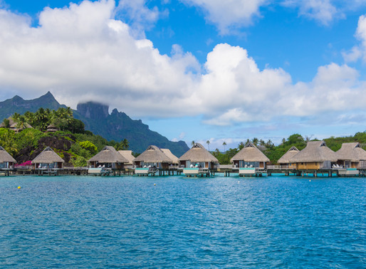 World's Best Destinations with Overwater Bungalows