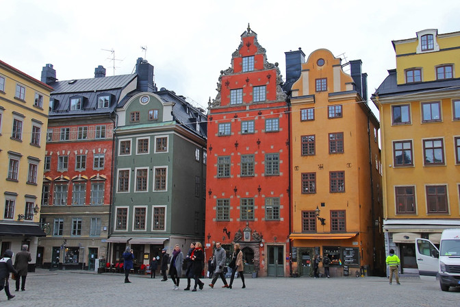 Stockholm Is A Perfect Destination Year-Round