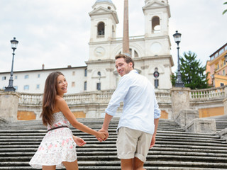 Rome's Most Romantic Hotels