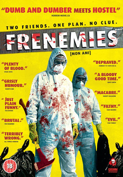 Frenemies artwork