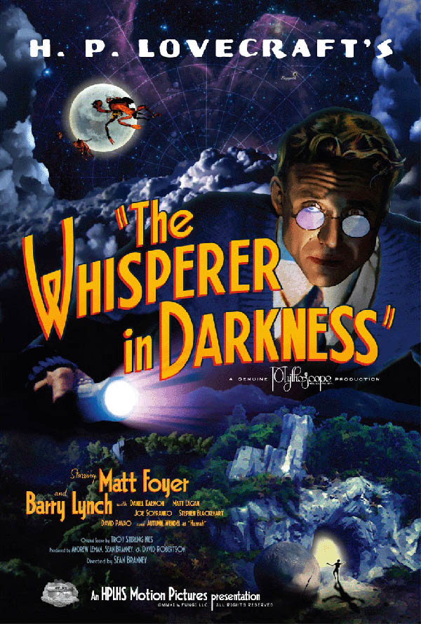 The Whisperer in Darkness artwork