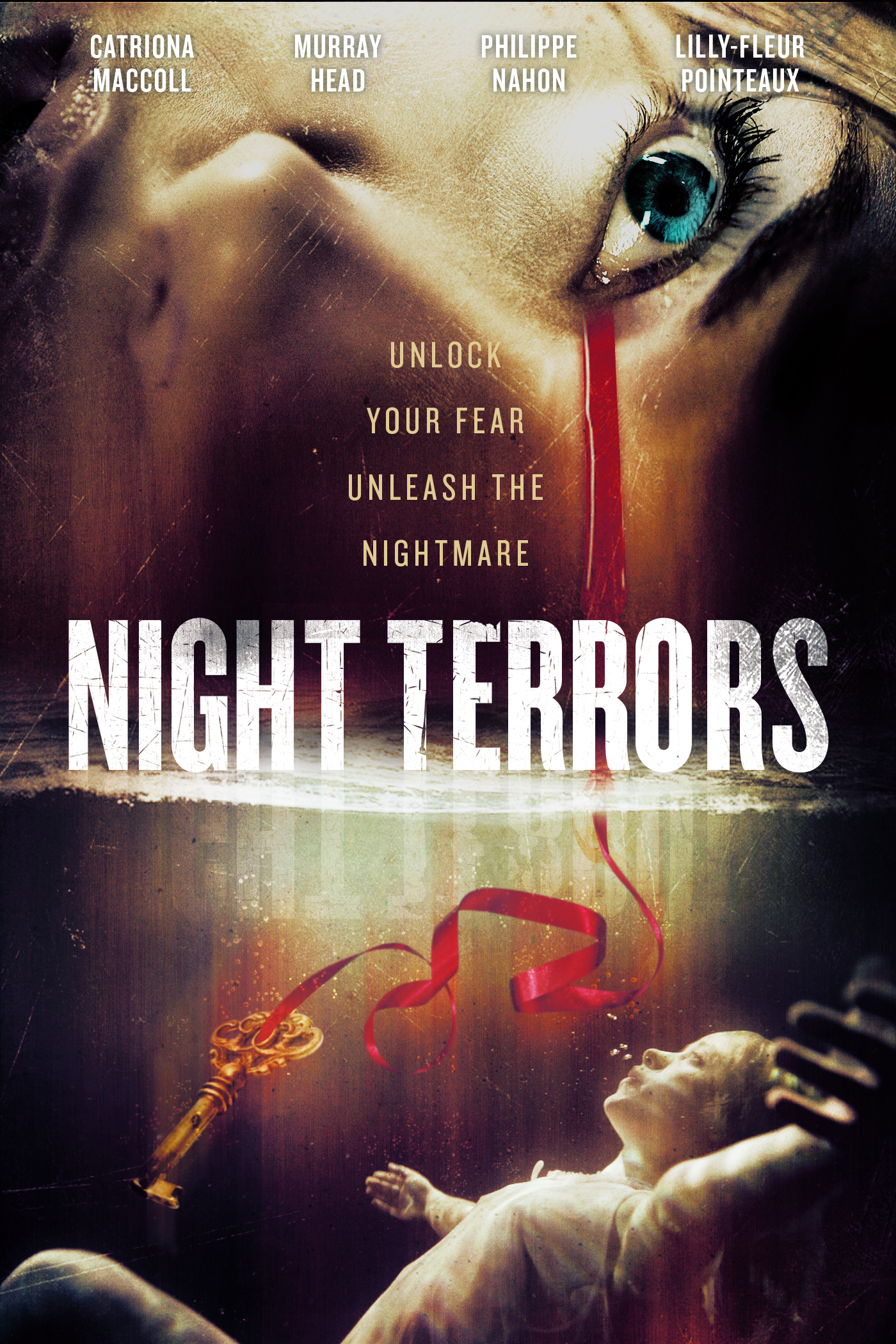 Night Terrors artwork