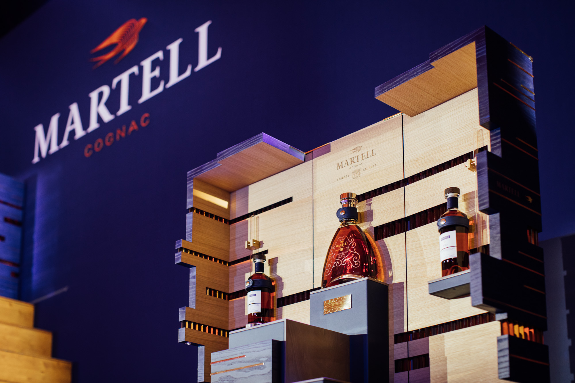 MARTELL XXO - Paris