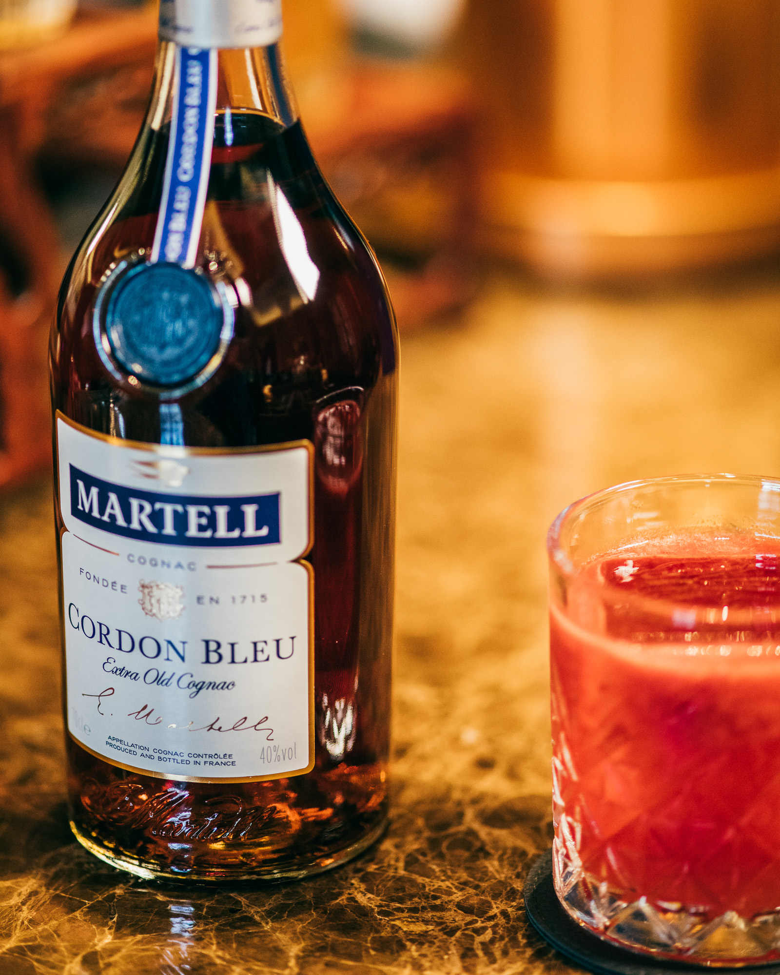 MARTELL x PENINSULA - PARIS