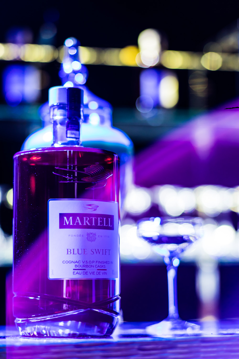 Martell / BLUE SWIFT Los Angeles
