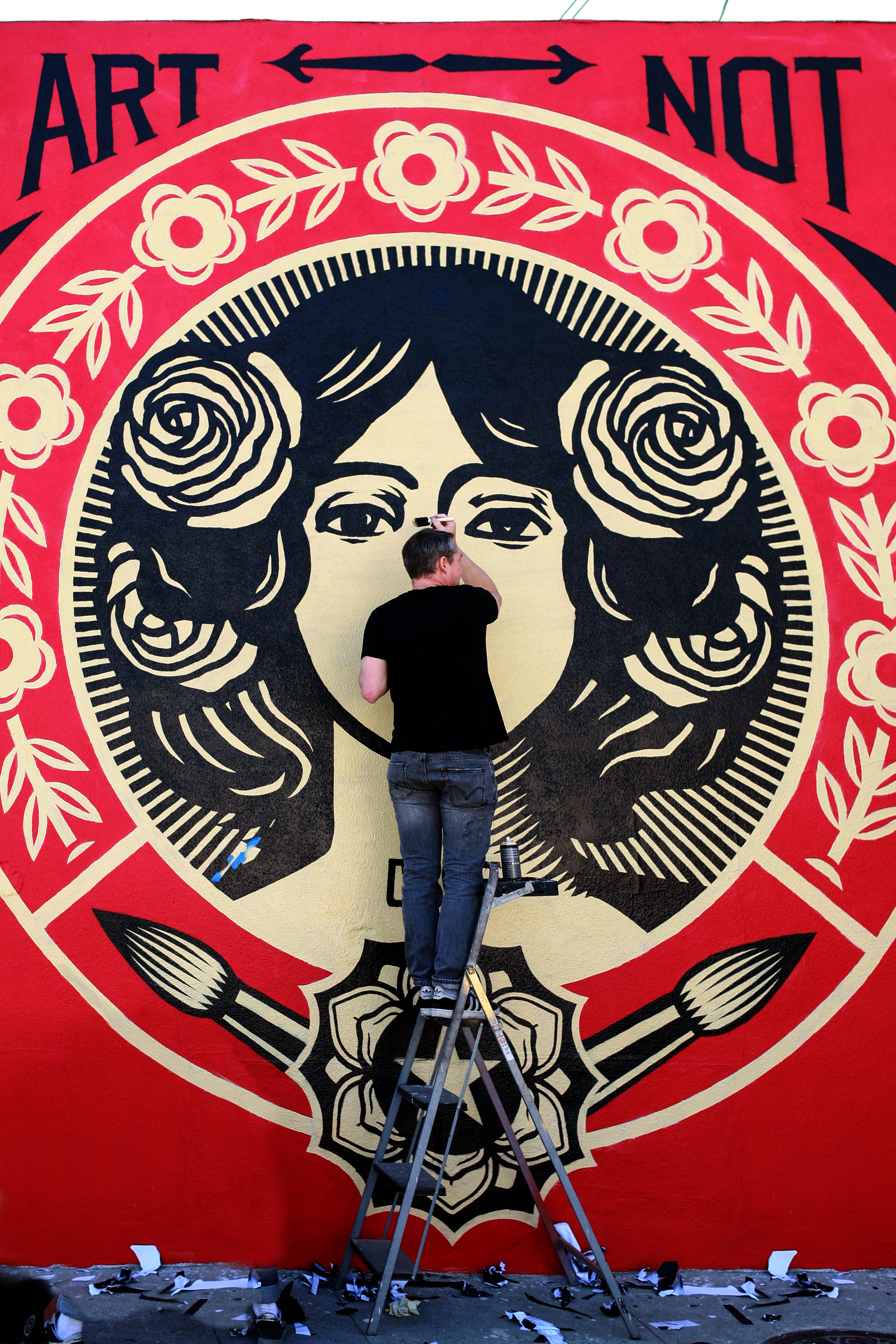 HENNESSY / Shepard Fairey
