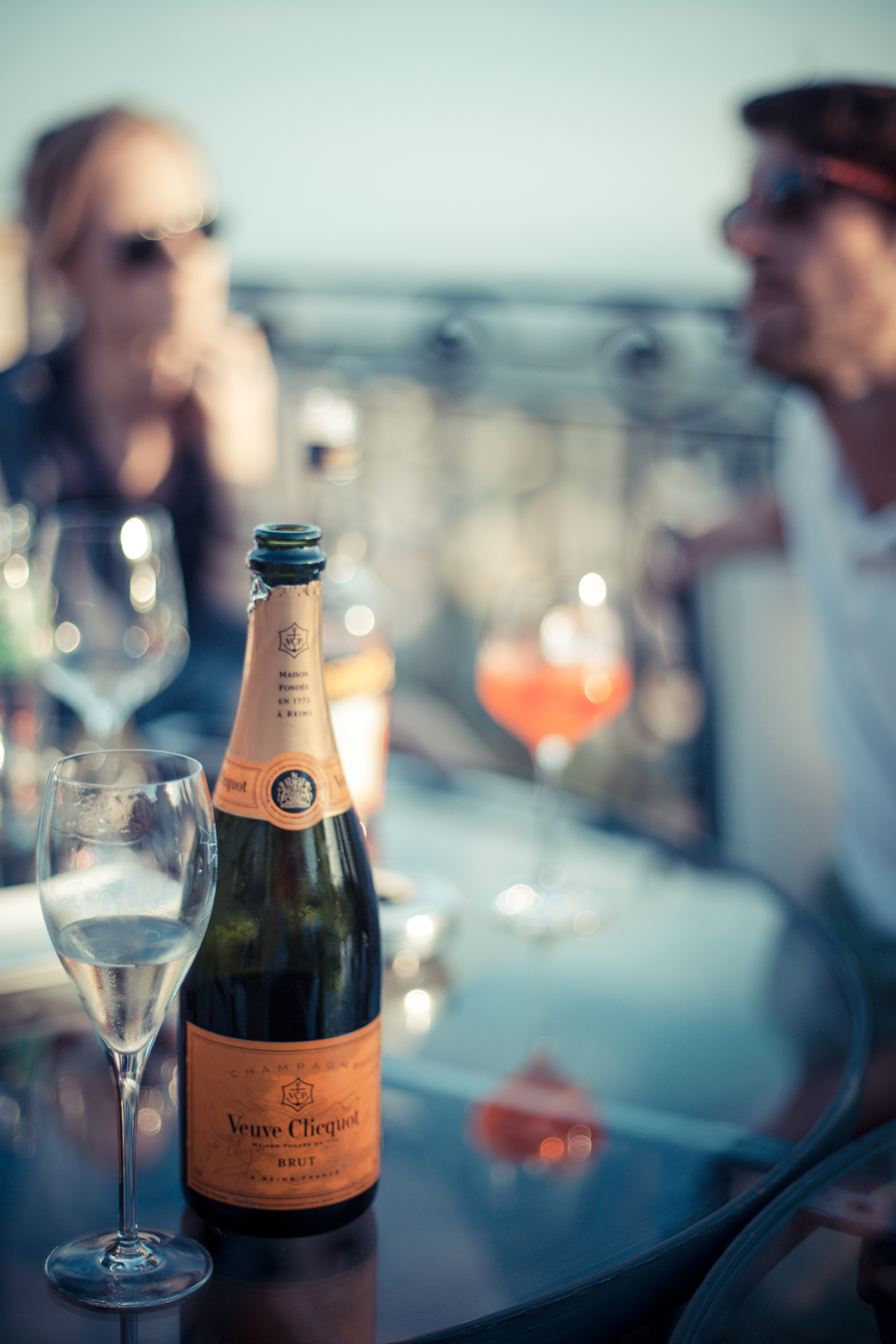 VEUVE CLICQUOT / RUN TO MONACO