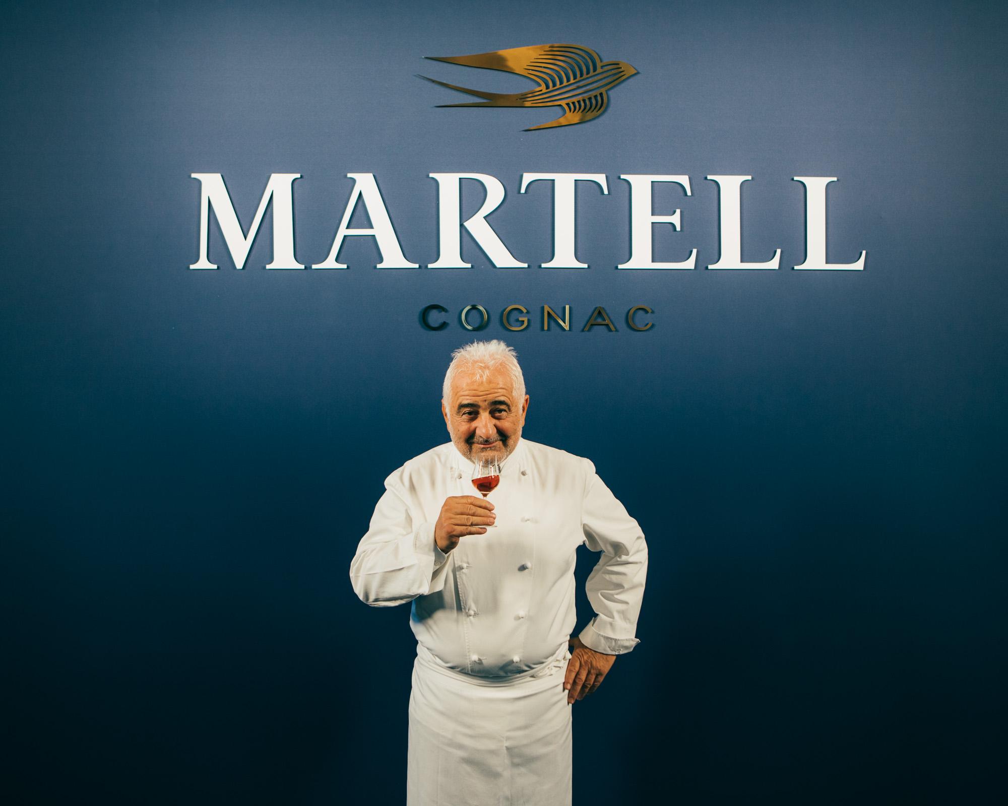 MARTELL x G-SAVOY - PARIS
