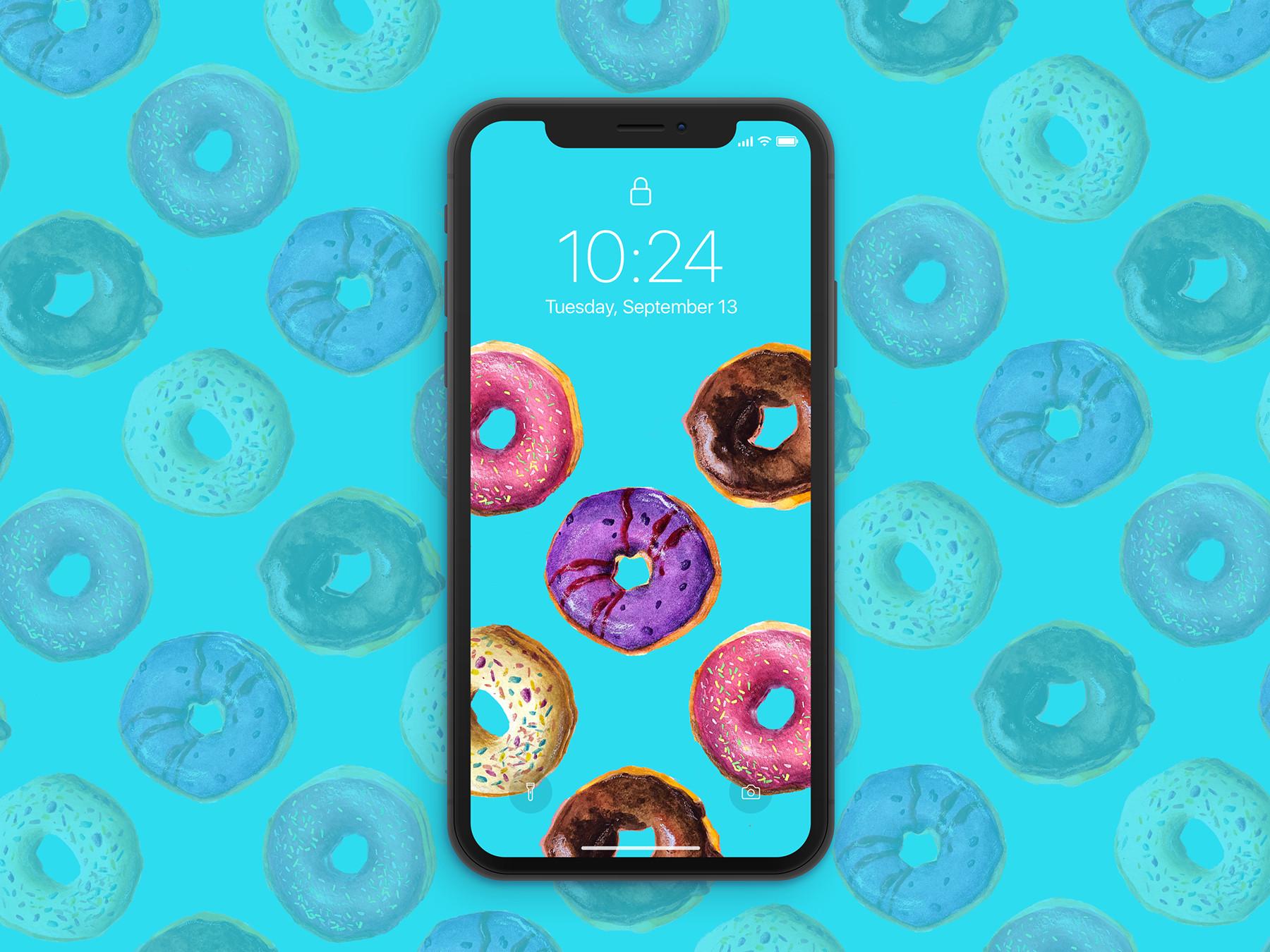 Doughnut pattern - iPhone 04.jpg