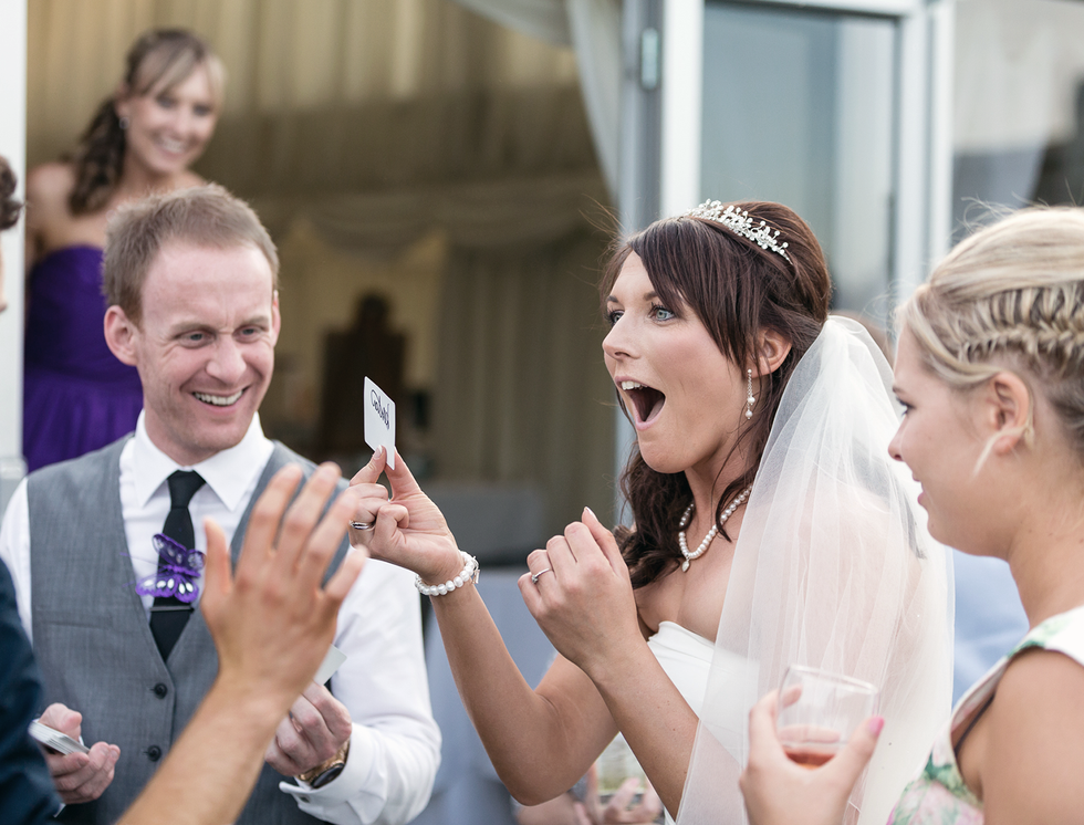 5 best reasons to hire a magician for your wedding in Perth.