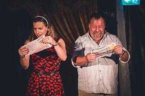 Zatanna, Perth magician, newspaper act, Hitchcock act, Cut throat cabaret, Fringe World magic, Magicians Perth, transgender actress, transgender magician, mentalist Perth, illusionist Perth, Australia Female Magician,