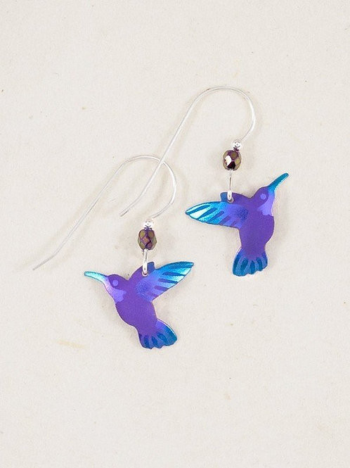 Holly Yashi Humming Bird Earrings