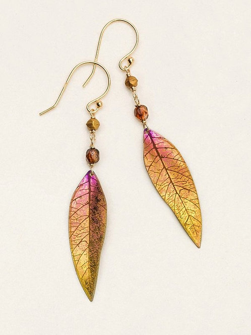 Holly Yashi Shimmering Willow Earrings