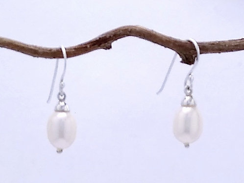BOMA Classic Sterling Silver and Fresh Water Pearls