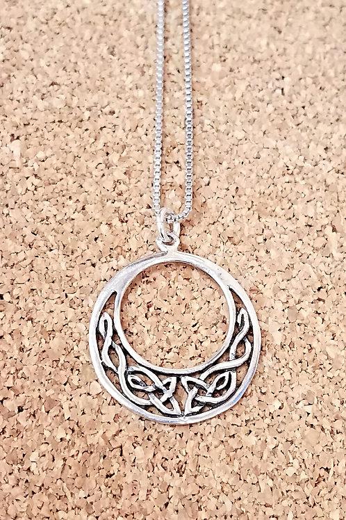 Sterling Celtic Necklace