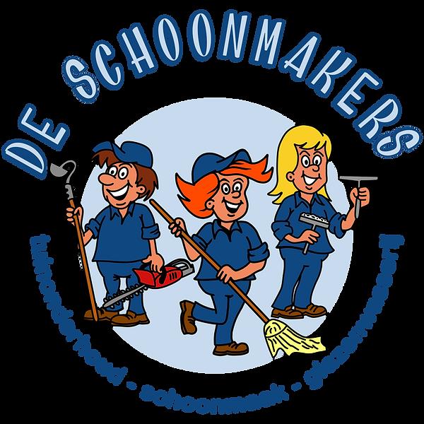 De schoonmakers - logo kleur.png