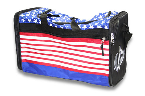 USA Bag with Stripes (Large)