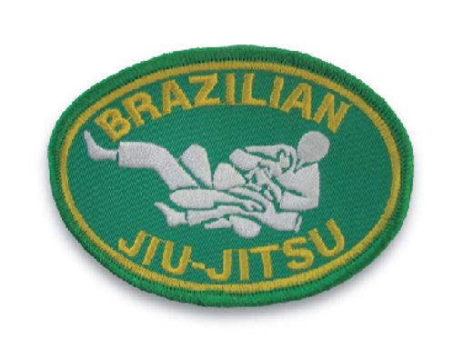Wholesale -  Brazilian Jiu-Jitsu Patch