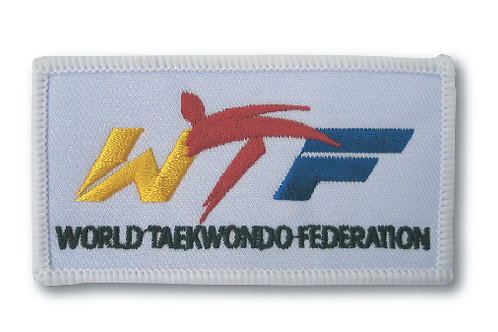 Wholesale - Rectangle WTF Patch