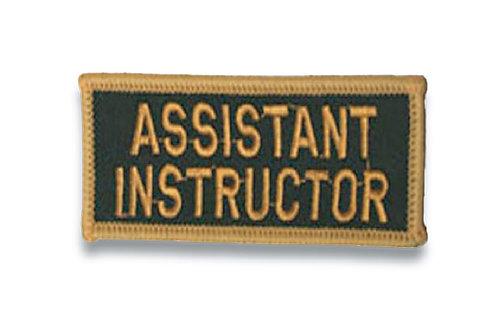 Wholesale - Assistant Instructor Patch