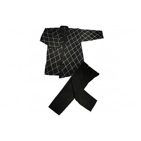 Wholesale -  Hapkido Uniform Heavy Weight - Black