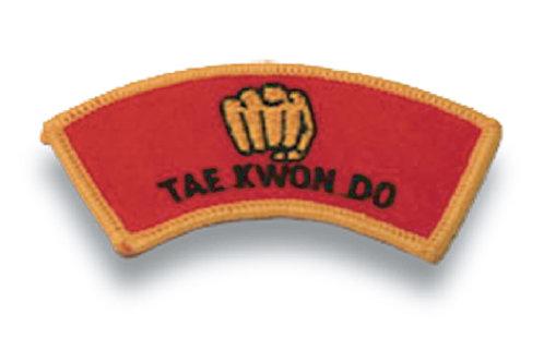 Taekwondo Fist Patch