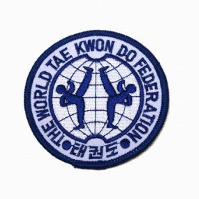 World Tae Kwon Do Federation (Blue White)
