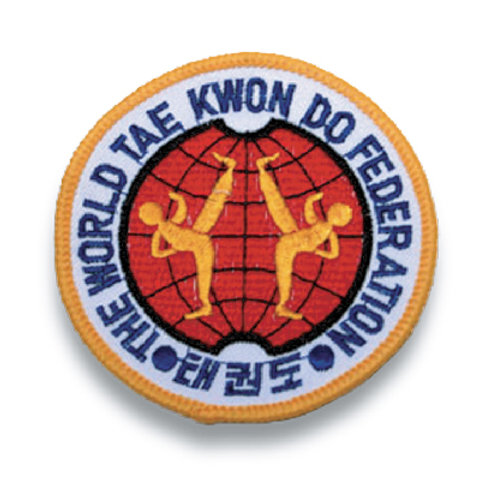 Tae Kwon Do Federation (Red Yellow)