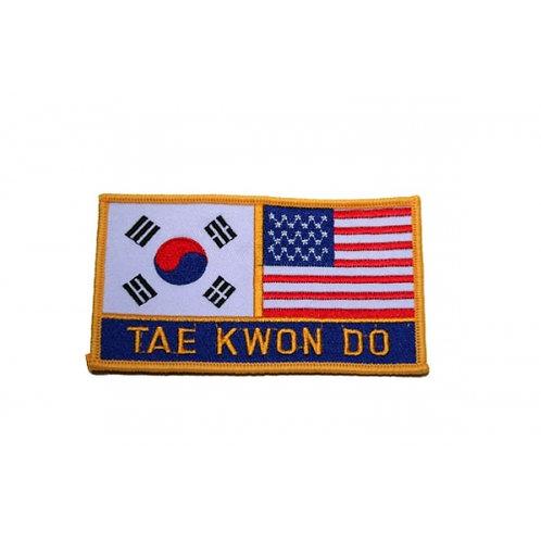 Wholesale - Korea USA TKD Patch