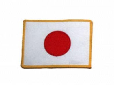 Japan Flag Patch