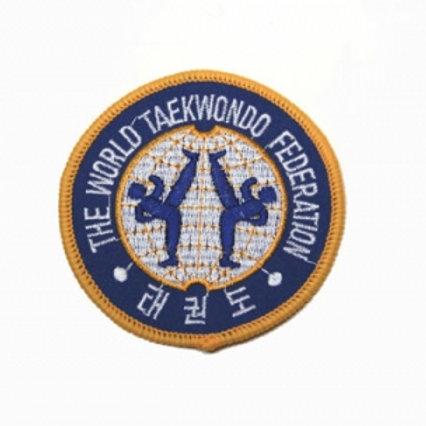 World Tae Kwon Do Federation (Blue White Yellow)