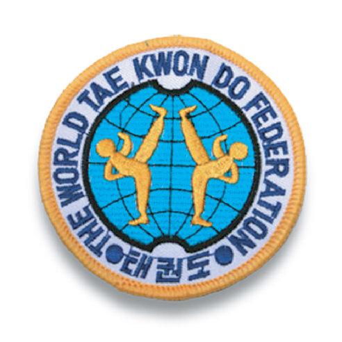 Tae Kwon Do Federation (Indigo Yellow)