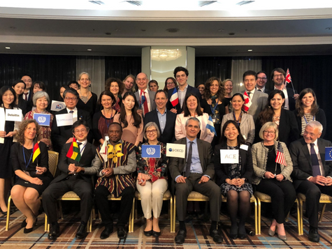 ACE holds international SDG 8.7 Stakeholder Dialogues