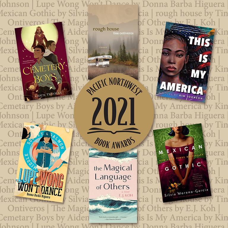 Pacific Northwest Book Awards Celebration