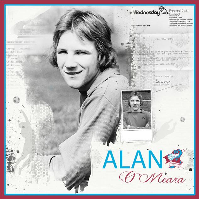 Alan O'Meara
