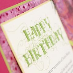 happy birthday title