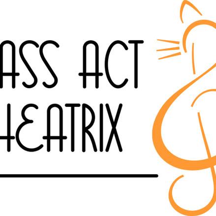 Logo design for theatre company