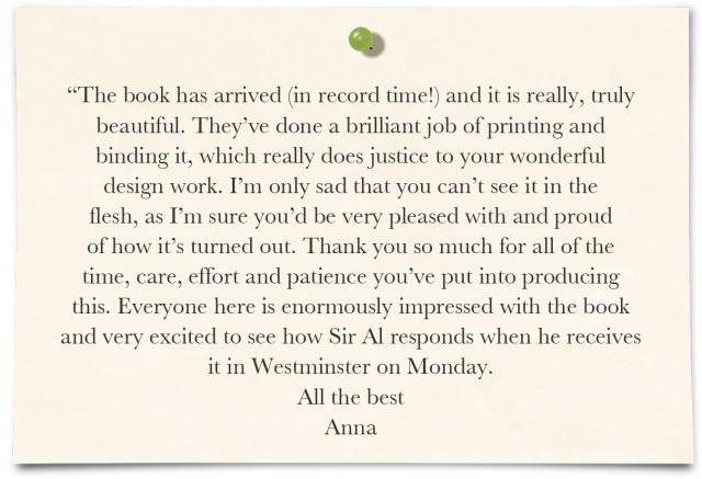 Anna, 1 Million, London