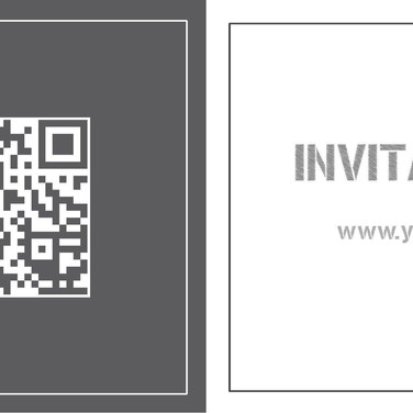 QR Code invitation