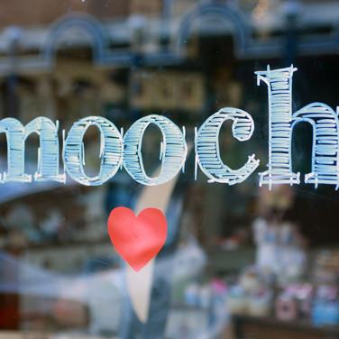 Logo design for local retailer