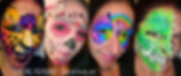 Face Painting, Cake Toppers, Photo Prop Hire, Gawler & Mallala