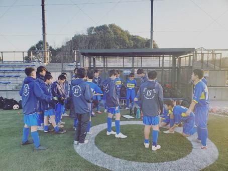 TRMvs横浜FC鶴見、エストレーラ