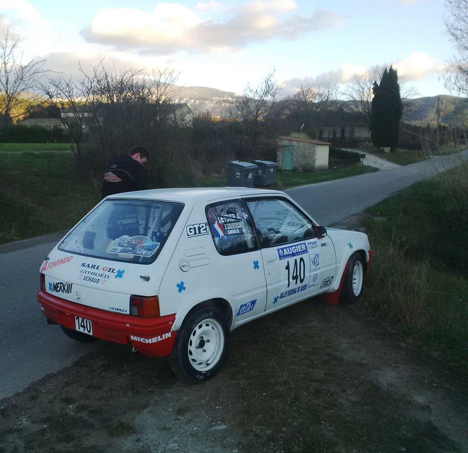 Rallye de Vaison la Romaine 2014