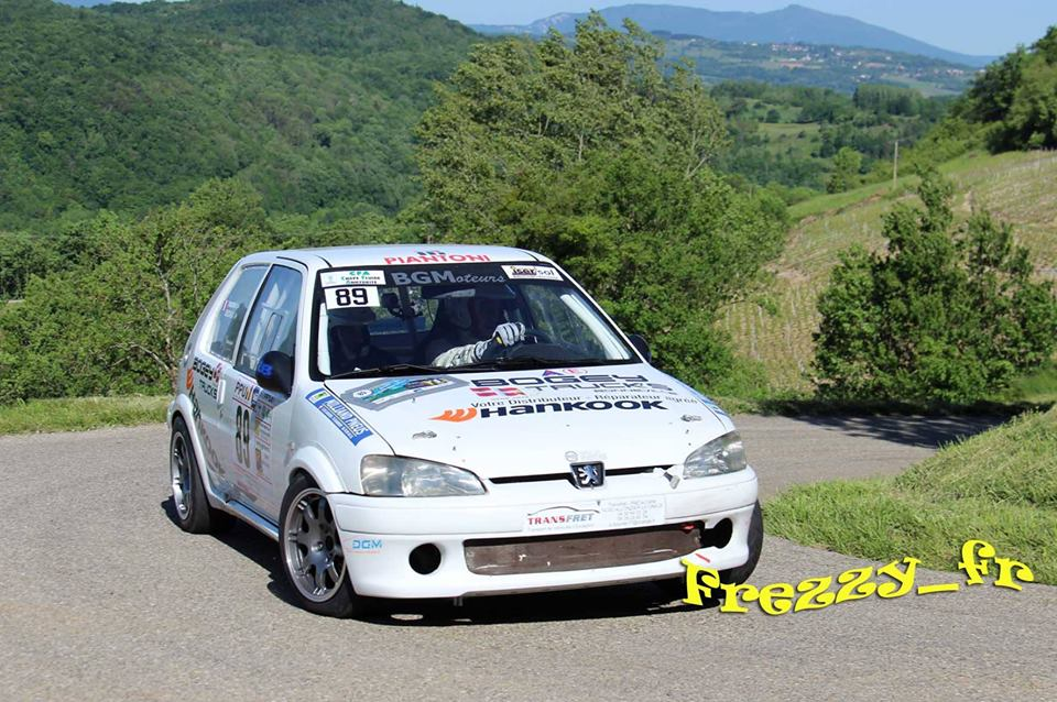 Rallye National de l'Epine 2014