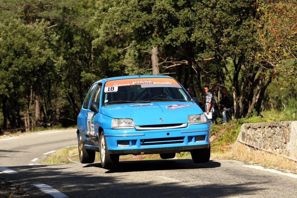 Rallye du Criterium 2012