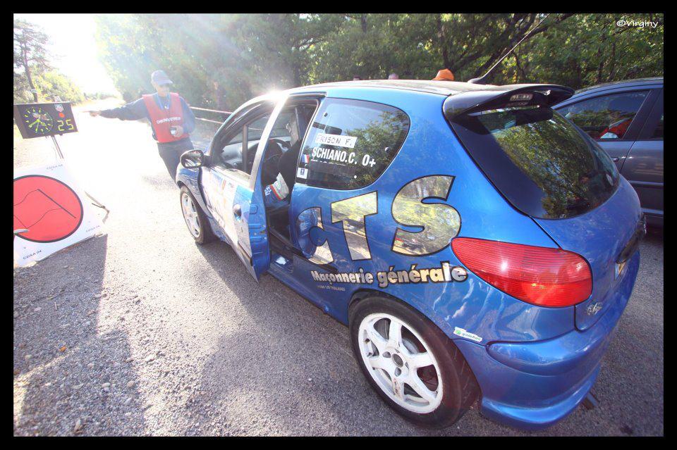 Rallye du Haute Provence 2011