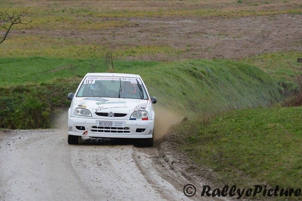 Rallye du Pays du Gier 2018