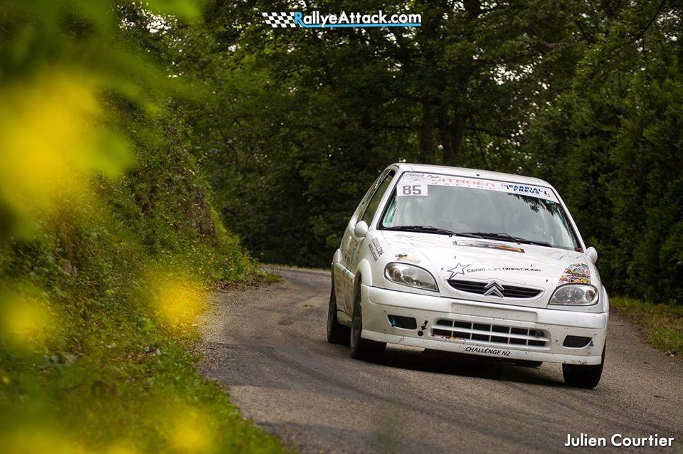 Rallye de la Drome Paul Friedman 201